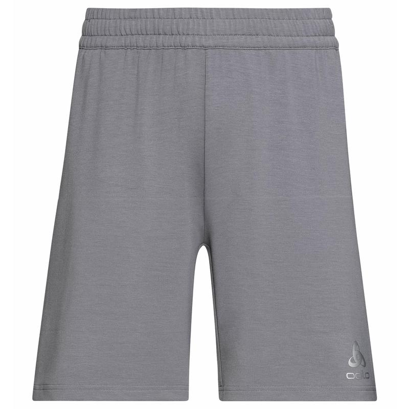 MILLENIUM ELEMENT-hardloopshort voor heren, grey melange, large