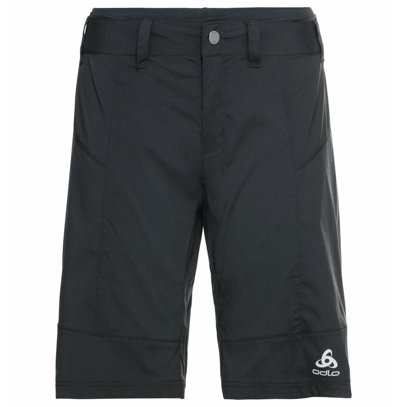 Women's Morzine Cycling Shorts, black, large