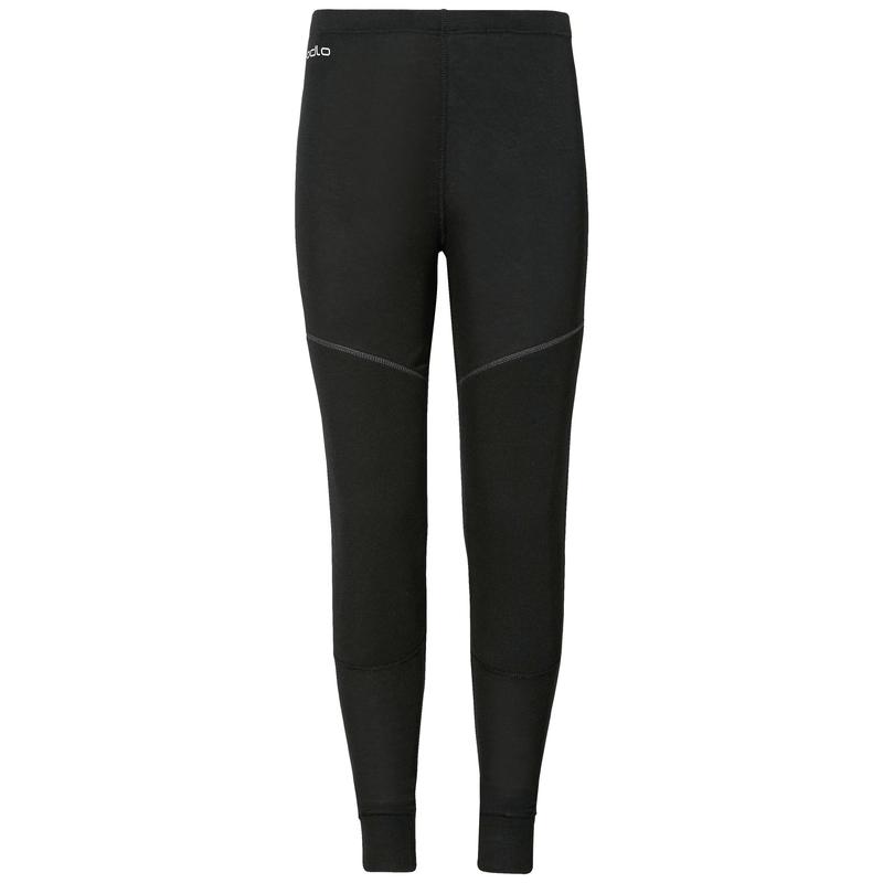 ACTIVE X-WARM KIDS Base Layer Pants, black, large