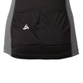 Singlet ELEMENT, black melange, large