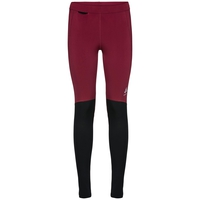 Collant XC LIGHT, rumba red - black, large