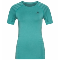 Damen PERFORMANCE LIGHT Baselayer T-Shirt, jaded, large