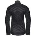 Jacket insulated DANIELA COCOON, black, large