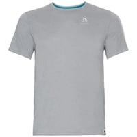 Men's MILLENNIUM ELEMENT T-Shirt, grey melange, large