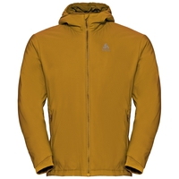 Men's FLI S-THERMIC Insulated Jacket, golden brown, large