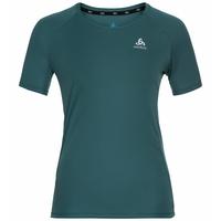 Women's ESSENTIAL Running T-Shirt, balsam, large