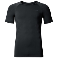 EVOLUTION LIGHT Maglia baselayer, black, large