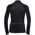 Mid layer 1/2 zip ZEROWEIGHT WARM, black, large