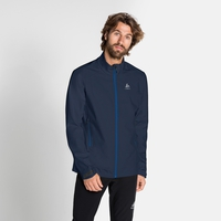 Jacket Softshell LOLO, diving navy, large