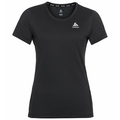 ELEMENT LIGHT-T-shirt voor dames, black, large