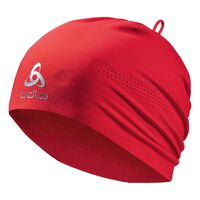 MOVE LIGHT hat, chinese red, large