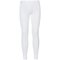 Men's ACTIVE WARM Base Layer Pants, white, large