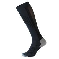 Chaussettes ultra-hautes MUSCLE FORCE LIGHT, odlo graphite grey - black, large