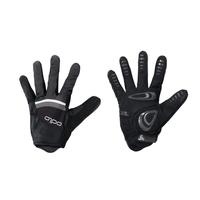 Gloves ENDURANCE, black - odlo graphite grey, large