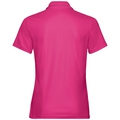 Polo shirt s/s TILDA, beetroot purple, large
