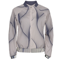 Women's MAHA Jacket, silver cloud - AOP SS20, large