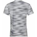 Men's FLI CHILL-TEC PRINT T-Shirt, odlo silver grey - graphic SS21, large