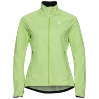 Damen ZEROWEIGHT PRO WARM Laufjacke, tomatillo, large