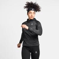 Sweat à capuche MILLENNIUM ELEMENT pour femme, black melange, large