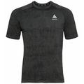 BLACKCOMB PRO-T-shirt voor heren, black melange, large