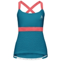 Singlet with integrated top CERAMICOOL X-LIGHT, crystal teal, large