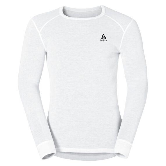 Shirt l/s crew neck ACTIVE ORIGINALS Warm, white, large