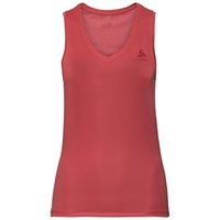 ACTIVE F-DRY LIGHT-basislaag-singlet met V-hals voor dames, chrysanthemum, large