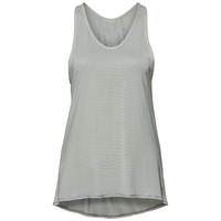 ALMA NATURAL Bayelayer Top, light grey - ZHD AOP SS19, large