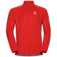Men's ZEROWEIGHT WINDPROOF WARM Jacket, fiery red, large