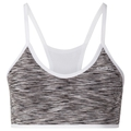 Fitness SOFT Sport-BH Damen, white, large