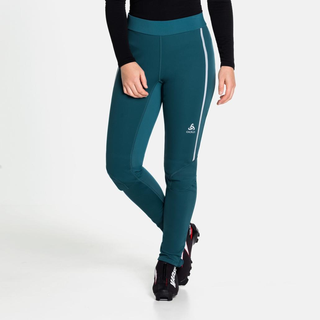 Pantaloni AEOLUS PRO da donna, submerged, large