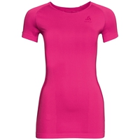 Shirt s/s crew neck ESSENTIALS seamless WARM, pink glo, large