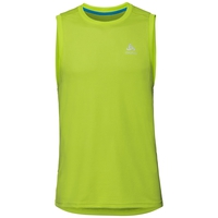 F-Dry-singlet voor heren, acid lime, large