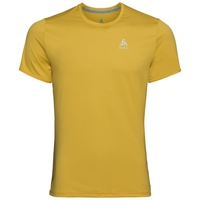 Men's FLI T-Shirt, lemon curry, large