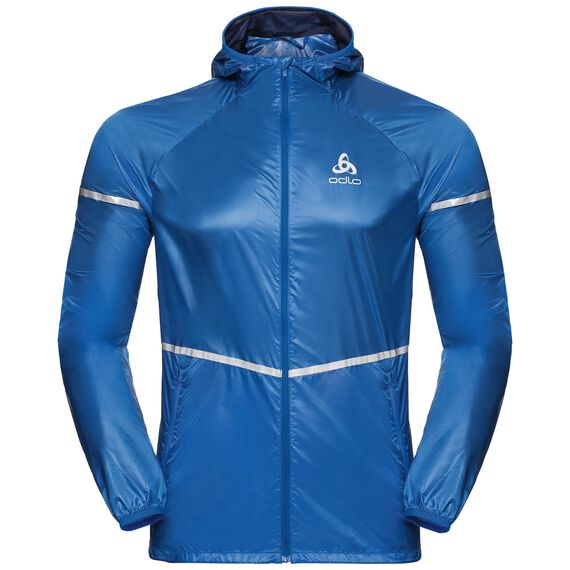 Jacket ZEROWEIGHT Light, energy blue, large