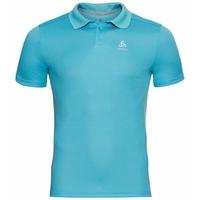 Men's F-DRY Polo Shirt, horizon blue, large