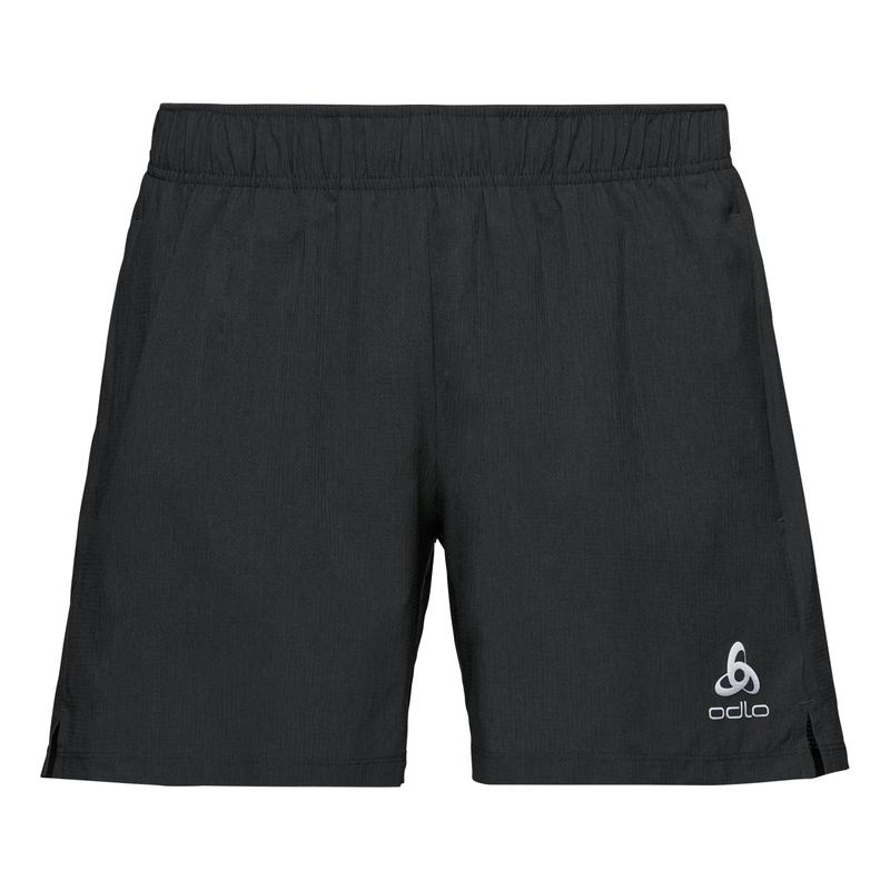 ZEROWEIGHT 2-in-1-short voor heren, black, large