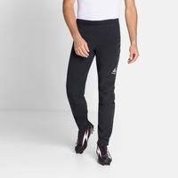 Pantalon de ski de fond AEOLUS pour homme, black, large