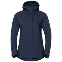 Women's FREMONT Hardshell Jacket, diving navy, large