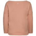 Pull couche intermédiaire COCOONING, cafe creme, large