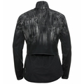ZEROWEIGHT PRO WARM REFLECT-hardloopjas voor dames, black - reflective graphic FW20, large