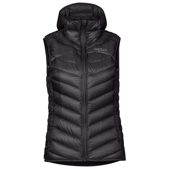 Vest AIR COCOON, black, large