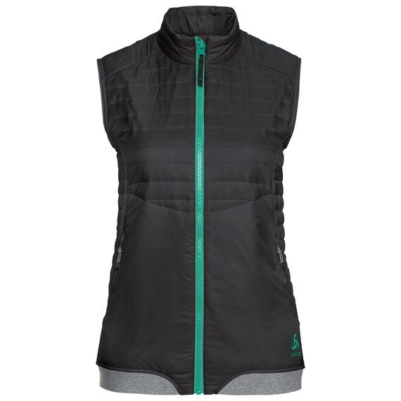 Vest COCOON S Zip IN, black, large