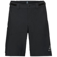 Men's MORZINE Cycling Shorts, black, large