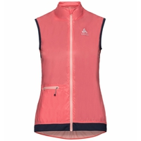 Women's ZEROWEIGHT Cycling Vest, dubarry - blossom, large