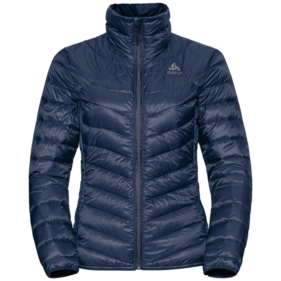 Women's COCOON N-THERMIC WARM Insulated Jacket, diving navy, large