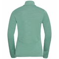 Women's BLAZE CERAMIWARM ELEMENT Midlayer, malachite green melange, large
