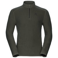 Midlayer 1/2 zip LE TOUR, climbing ivy, large