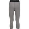 Collant technique 3/4 ACTIVE THERMIC pour homme, grey melange, large