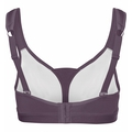 Women's Padded HIGH A-Cup Sports Bra, vintage violet, large